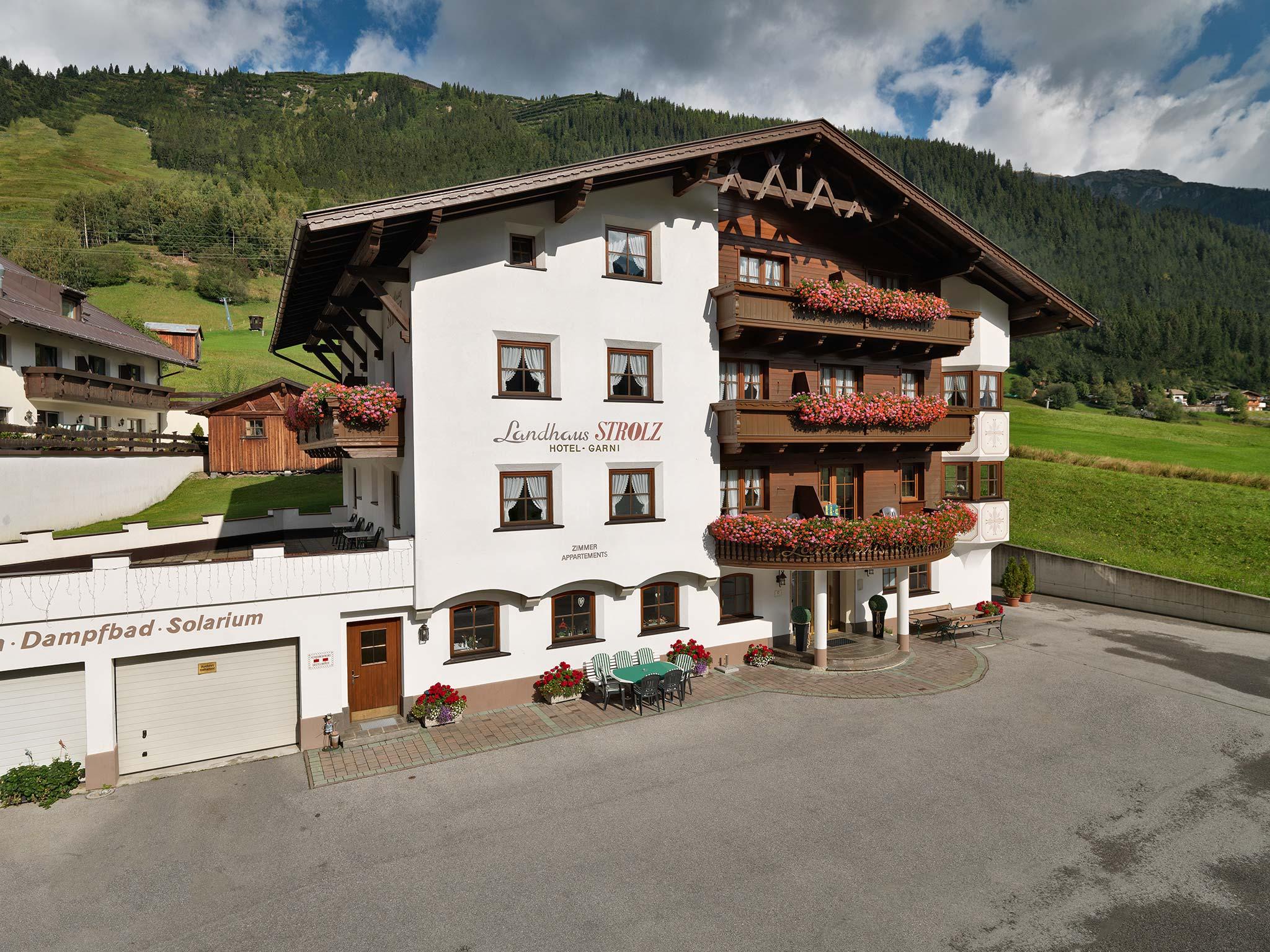 St Anton Am Arlberg Hotel Sonnenheim